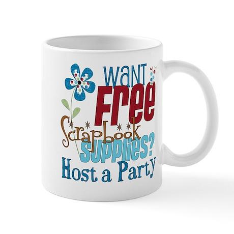 free supplies Mug