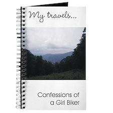 "Girl Biker ""Confessions"" Journal"