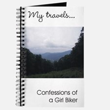 "Girl Biker ""Confessions"" Journal"