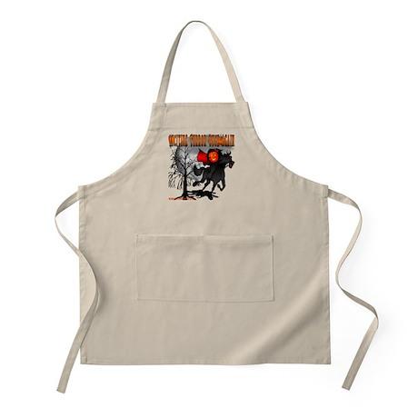 Headless Horseman BBQ Apron