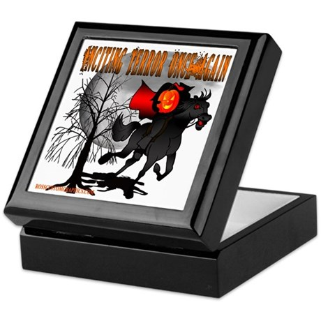 Headless Horseman Keepsake Box