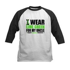 I Wear Lime Green Uncle Tee