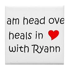 Ryann's Tile Coaster