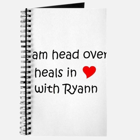Unique Ryann Journal