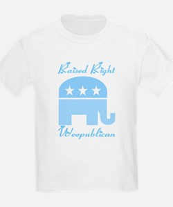 Weepublican Blue T-Shirt