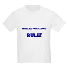 Wireless Operators Rule! T-Shirt