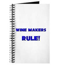 Wine Makers Rule! Journal