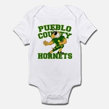County Hornet Infant Bodysuit