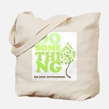DO SOMETHING! Tote (Green)