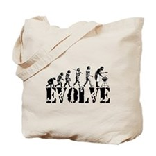 BBQ Barbeque Grill Tote Bag