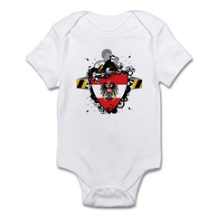 Hip Austria Infant Bodysuit
