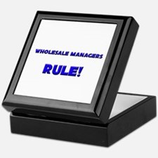 Wholesale Managers Rule! Keepsake Box