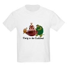 WSTSP Party Endzone T-Shirt