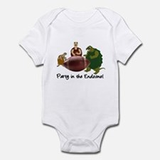 WSTSP Party Endzone Infant Bodysuit