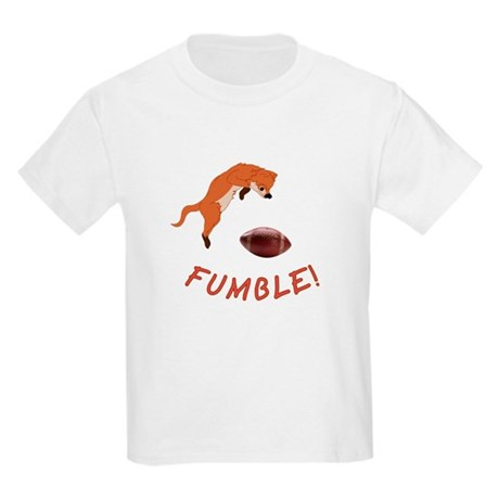 WSTSP Fumble Kids Light T-Shirt