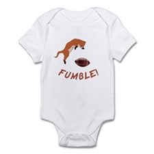 WSTSP Fumble Infant Bodysuit