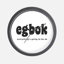 Egbok Wall Clock