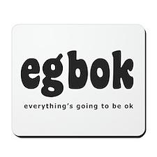 Egbok Mousepad