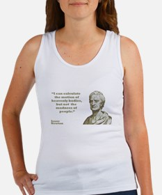 Newton - People Women's Tank Top