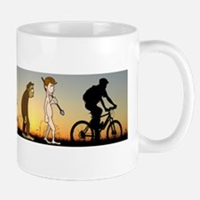 mtb-evolution--cartoon-design Mugs