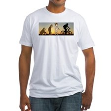 Cute Mountain bike evolution Shirt