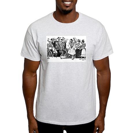 Day of the Dead fandango T-Shirt, more colors!