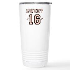 Sweet 16 Thermos Mug