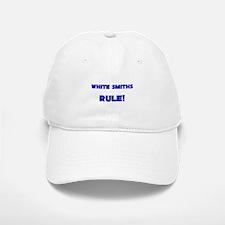 White Smiths Rule! Baseball Baseball Cap
