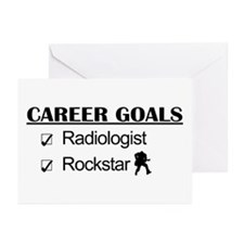 Radiologist Career Goals - Rockstar Greeting Cards