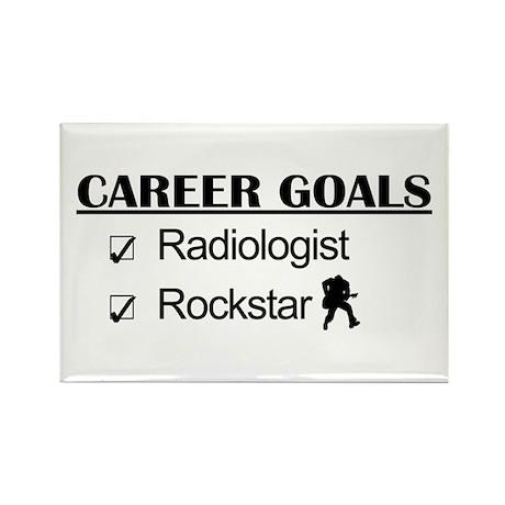 Radiologist Career Goals - Rockstar Rectangle Magn