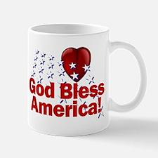 God Bless America Mug