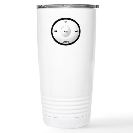 Menu Wheel Stainless Steel Travel Mug