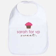 sarah for vp, sweet. Bib