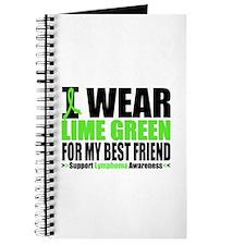 IWearLimeGreen Best Friend Journal