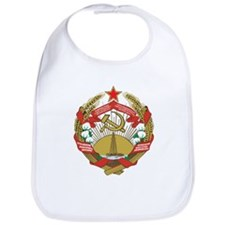 Azerbaijan SSR Coat Of Arms Bib
