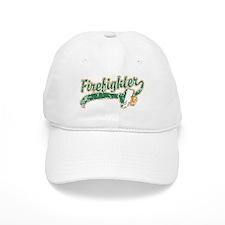 Irish Firefighter Baseball Cap