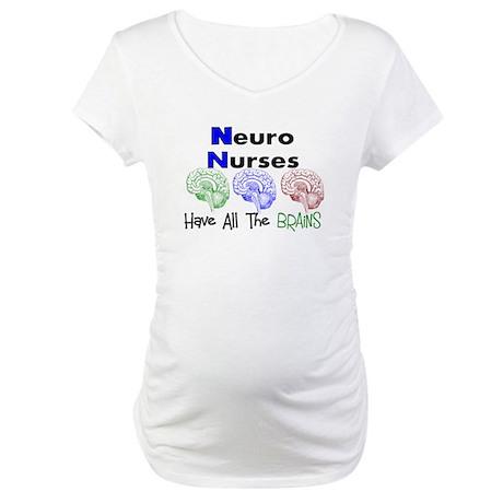 More Nurse Maternity T-Shirt