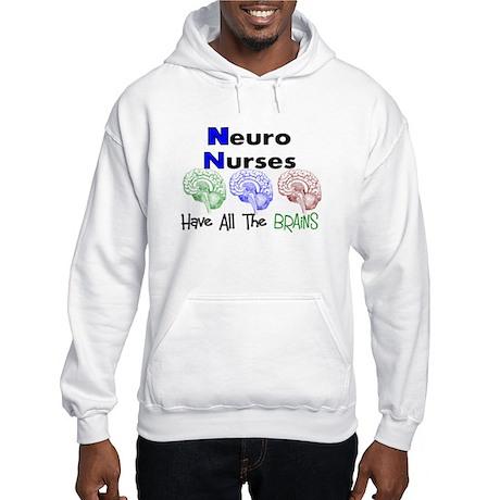 More Nurse Hooded Sweatshirt
