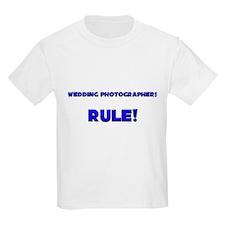 Wedding Photographers Rule! T-Shirt