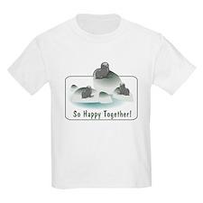 Happy Seals Kids T-Shirt