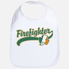 Irish Firefighter Bib