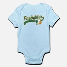 Irish Firefighter Infant Bodysuit