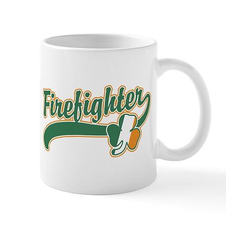 Irish Firefighter Mug