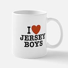 I Love Jersey Boys Mug