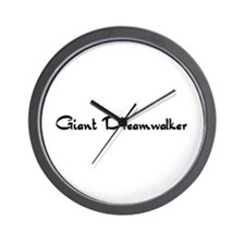 Giant Dreamwalker Wall Clock