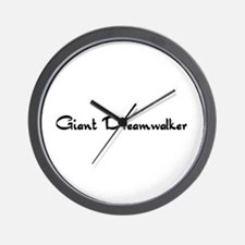 Giant Dreamwalker Wall Clock