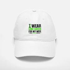 I Wear Lime Green For My Wife Baseball Baseball Cap