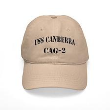 USS CANBERRA Baseball Cap
