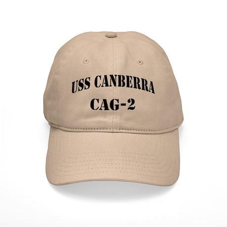 USS CANBERRA Cap