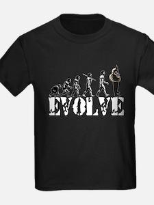 Tuba Sousaphone Evolution T